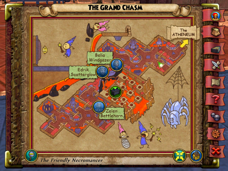 The Grand Chasm
