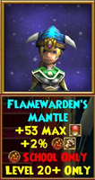 Flamewarden's Mantle