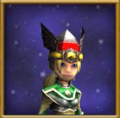 Hat Hood of the Inferno Female