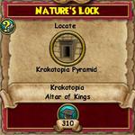 Quest natureslock 01