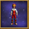 Robe Swashbuckler Outfit Male