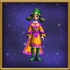 Robe of the Defiant Female