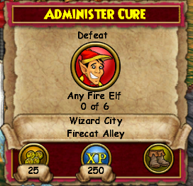 Administer Cure