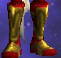Boots Flaring Footgear Male