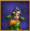 Battler's Hat Female