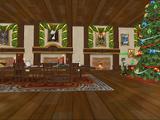 Χριστουγεννιάτικη Αίθουσα Εκδηλώσεων