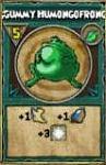 Gummy Humongofrog