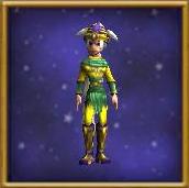 Robe Warden's Wear Female