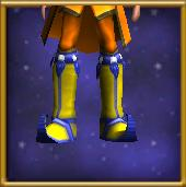 Quixotic Boots Male