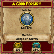 A Good Forgery