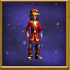 Robe Pirate Garb Male