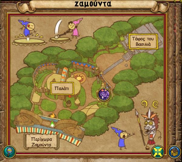 Χάρτης Ζαμούντα