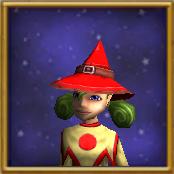 Hat WC Dare Devil's Hat Female