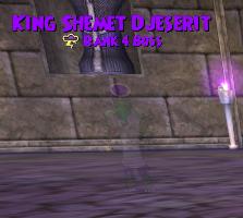 King Shemet Djeserit
