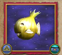 Κίτρινο Κρεμμυδόψαρο