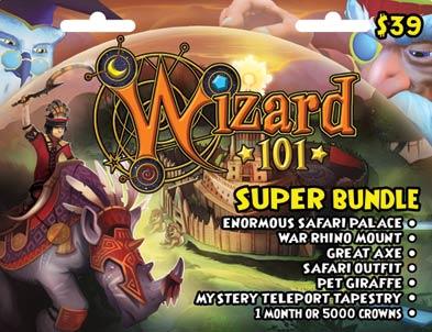 Super Bundle Set Wizard 101 Wiki Fandom Powered By Wikia