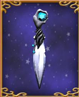 Cold Iron Dagger
