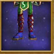 Boots Ronin's Footwraps Female