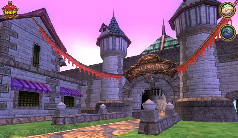 Pet Pavilion | Wizard 101 Wiki | FANDOM powered by Wikia
