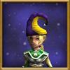 Hat Helm of Daring Female