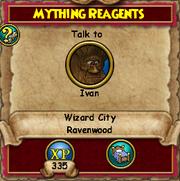 Mything Reagents 1