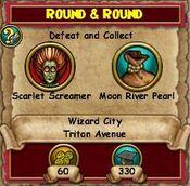 Round and Round Part 5