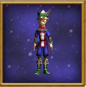 Robe Master's Tunic Female