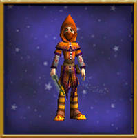 Robe MS Defiler's Tunic of Aspirations Male
