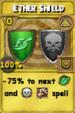Ether Shield Treasure Card