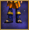 Sandals of the Valorous Male