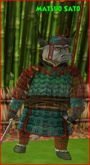 NPC Matsuo Sato