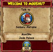 Welcome to MooShu?