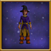 Stormcaller's Robe Male
