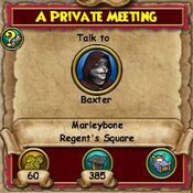 A Private Meeting 3