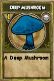 Deep Mushroom