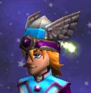 Hat Headdress of the Heavens Male