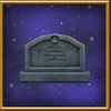 Arched Tombstone