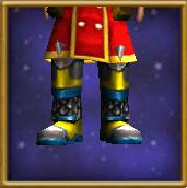 Boots DS Boots of Fable Male