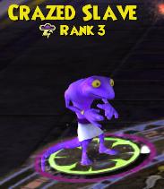 Crazed Slave