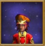 Hat Shroud of Symmetry Male