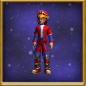 Robe Pilgrim's Clothing Male