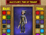 Malistaire's Tunic of Torment