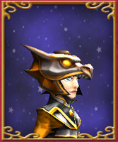 Hat DS Mantle of Order Male