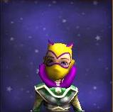 Hat Mask of Impression Female