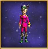 Robe Fireglow Tunic Female
