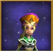 Hat Shroud of Symmetry Female