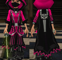 Robe MB Crusher's Deathly Robe Female