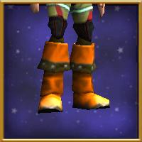 Boots DS Chronius' Fidelity Footwraps Male