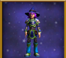 Malistaire's Iceflame Tunic