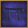 Blue Stone Torii